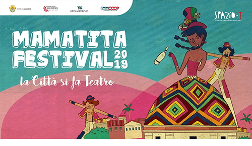 Mamatita Festival 2019 Motion graphics | Character animation  - gianfrancofois.it