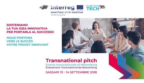 MarittimoTech Transnational pitch - Sassari 2018 Recap video | Video making - Gianfranco Fois